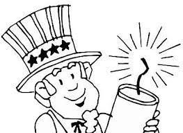 Small Picture Free 4th of July Coloring Pages