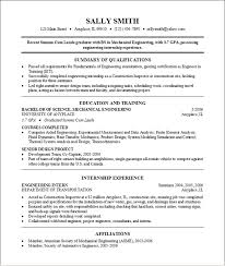 how to build your resume »college resume