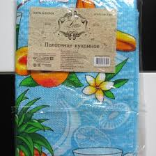 Набор ярких <b>полотенец Letto</b> 2 шт хлопок 47х62см – купить в ...