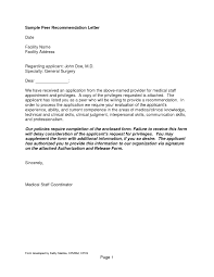 Generic Reference Letter Sample Cover Letter Example