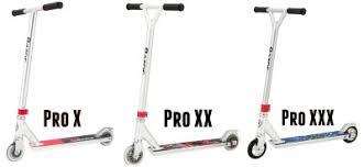Razor News A Pro Scooter Comparison