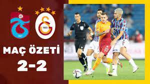 Trabzonspor (2-2) Galatasaray Maç Özeti ve Golleri İzle Youtube Bein Sport  Trabzon TS GS Derbi geniş özet - makrokedi