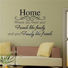 home wall art stickers