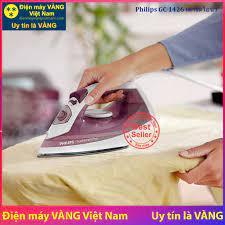 Bàn ủi hơi nước Philips GC1426 Violet