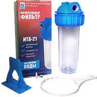 Магистральный <b>фильтр ITA</b> - 21-3/4 для холодной <b>воды</b>: продажа ...