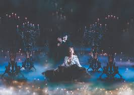 geronimo rauch as the phantom and harriet jones