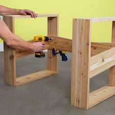 Lowes adirondack chair plans Muskoka Chair Attach The Front Rail Lowes How To Build Adirondack Chairs Easy Diy Plans