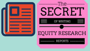 Equity Research Report Writing A Dead Simple Guide To Follow