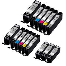 Canon Pixma <b>MG7750</b> Ink Cartridges - Printerinks.com