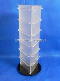 Spinner Display Stands Gorgeous 32'' Tall Countertop Spinner Rack Display Stand Custom Acrylic