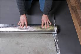 silver vapor barrier laminate flooring underlayment