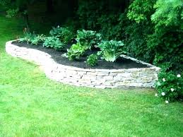 stone raised garden beds bed ideas raised garden bed ideas raised bed garden design