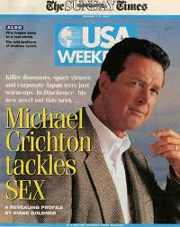 turning the pc racket on its head michael crichton s disclosure  turning the pc racket on its head michael crichton s disclosure 1994