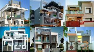 Building Elevation Designs For Double Floor 50 Awesome Single Floor Elevation Deisgn 2019