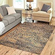 leopard print rug 8x10 com home decoration brown area intended for plan leopard print rug 8x10
