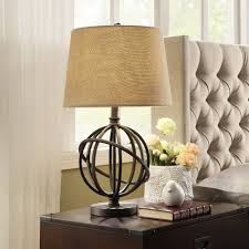 Topic Related to Charming Side Table Lamps Lighting And Ceiling Fans Accent  Redmond 5