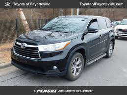 2015 Used Toyota Highlander FWD 4dr V6 LE Plus at Toyota of ...