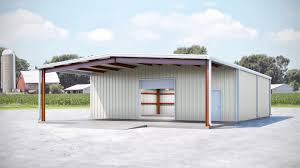 much does a 40x60 metal building cost