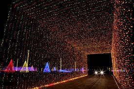 Meadow Event Park Lights Illuminate Light Show Santas Village Meadow Event Park
