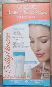 sally hansen cream hair remover review review hair removal hair remover