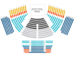 Asolo Seating Chart 70 Rare Opaline Theater