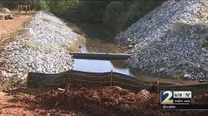 Metro Atlanta Sewage Spills Persist But Officials See Progress