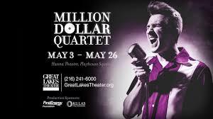 Million Dollar Piano Seating Chart Million Dollar Quartet Great Lakes Theater