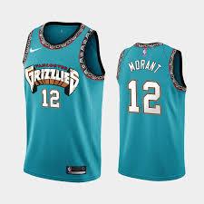Colors Cave Ja Jersey Morant Memphis Jerseys all — Grizzlies