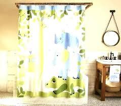 target mermaid shower curtain bathroom