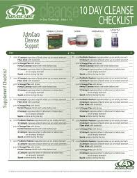 Advocare Cleanse Chart Pin By Katrina Reese On Fit Advocare Advocare 10 Day