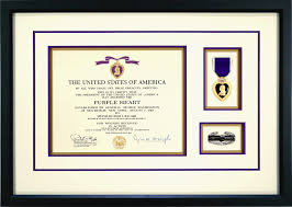 Image result for dead soldiers given the purple-hearted medal