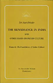 the renaissance in and other essays on n culture by sri click to enlarge