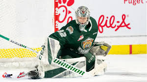 Five questions with Calgary Flames prospect & Everett Silvertips goaltender Dustin  Wolf – WHL Network