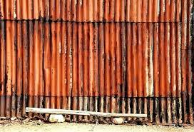 rusted corrugated metal fence.  Corrugated How To Rust Corrugated Metal Roofing Perfect  Install For Sale Rusty Iron  In Rusted Fence C