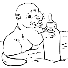 Small Picture Animal Coloring Pages Simple Animals Coloring Pages Coloring