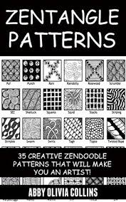 Zentangle Patterns For Beginners Enchanting Zentangle Patterns 48 Creative Zendoodle Strings And Patterns That