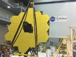 The James Webb Space Telescope: contamination control and materials