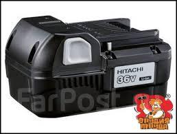 """<b>Аккумулятор</b> """"<b>Hitachi</b>"""" 36 V / 2,0 Ah <b>Li</b>-<b>Ion</b> - Инструменты и ..."""