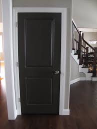 modern painted interior doors. Home Interior Door Lovely The Ideas For Painting Doors Black Above Is Used Allow Modern Painted A