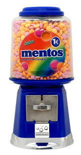 Mentos Vending Machine Stunning Seti Mentos Buy Seti Vending Machine48mm Bouncing BallsBulk Nuts