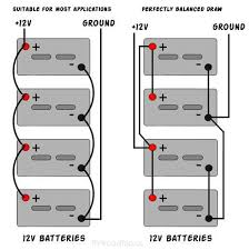 rv v information everything you need to know 12v wiring 4 batteries