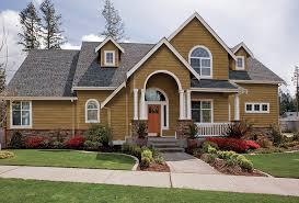 Home Exterior Paint Design Magnificent Seamless Siding Lynnrich Lynnrich