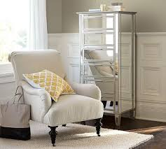pottery barn mirrored furniture. roll over image to zoom pottery barn mirrored furniture