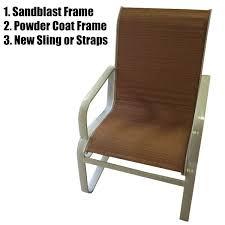 patio furniture refinishing refinishing