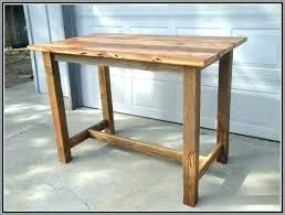 homemade bar table do homemade bar table height kitchen it yourself patio furniture outdoor dining set