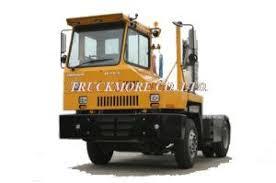 China Hova 4x2 Yard Spotter Tractor Zz5371vdm China Hova 4x2