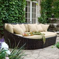 patio slab sets:  large size of patio amp outdoor captivating wicker daybed unusual patio furniture beige mattress matching