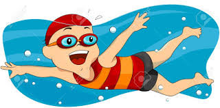 Image result for little swimmers clip art
