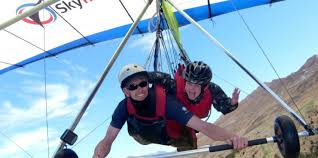 hang gliding skytrek