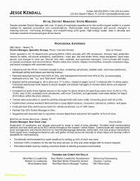 Restaurant Manager Resume Template New Restaurant Manager Resumes